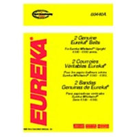 Eureka 60440A Replacement Vacuum Cleaner Belt (2 pack)