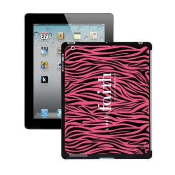 Believetek Faith Pink Zebra iPad2 and New Case