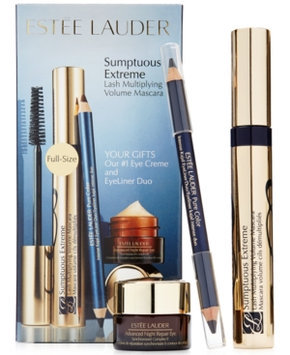 Estée Lauder Sumptuous Extreme Mascara + #1 Eye Creme and Eyeliner Duo