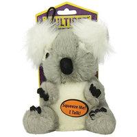 Multi Pet Multipet Look Who's Talking Koala Dog Toy