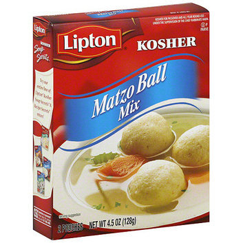Lipton Kosher Matzo Ball Soup Mix