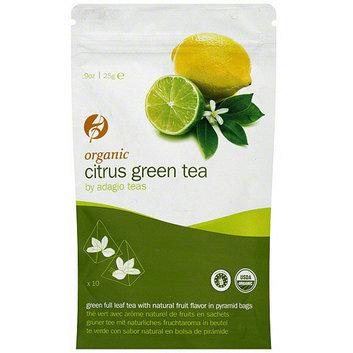 Adagio Teas Organic Citrus Green Tea