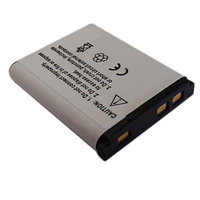 Discountbatt Superb Choice CM-OLYLI40B-1 3.7V Camera Battery for Olympus LI-40B, LI-42B