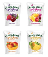Juicy Juice Splashers