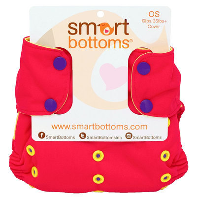 Smart Bottoms Too Smart Cover, Pink