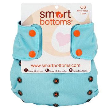 Smart Bottoms Too Smart Cover, Light Blue