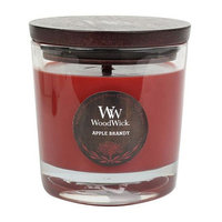 WoodWick Apple Brandy 10.5-oz. Jar Candle, Red