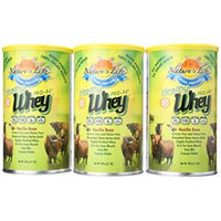 Nature's Life Whey, Healthy, 3 Count