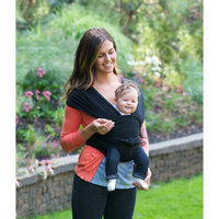 JJ Cole Agility Wrap Baby Carrier - Black - Medium