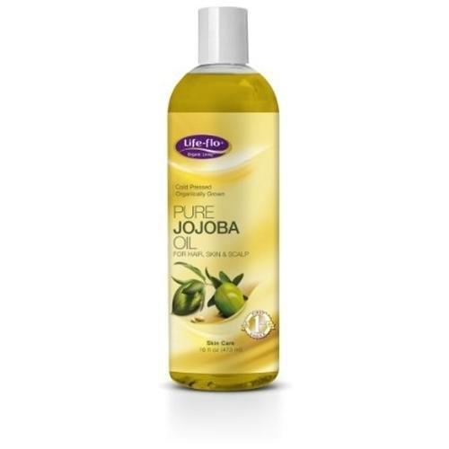 Life Flo Life-Flo Pure Jojoba Oil, 16-Ounce
