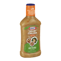 Kraft Anything Dressing House Italian Lite
