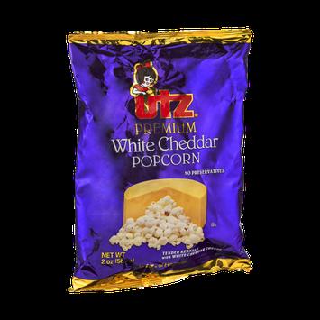 Utz Popcorn White Cheddar Premium