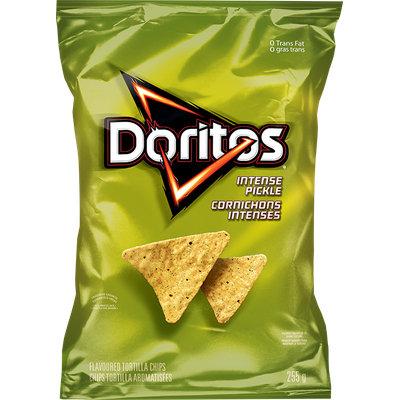 Doritos® Intense Pickle Tortilla Chips
