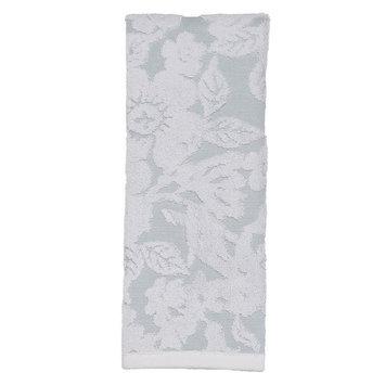 LC Lauren Conrad Silhouette Floral Hand Towel, Blue