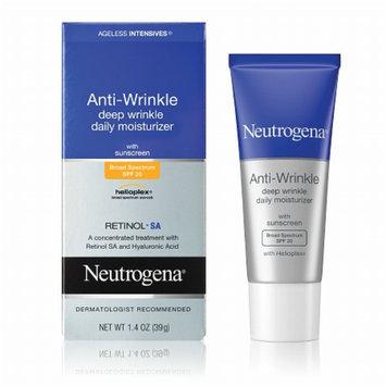 Neutrogena Ageless Intensives Deep Wrinkle Moisture SPF 20