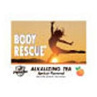 Body Rescue Alkalizing Tea Prebrewed Apricot - 4 oz
