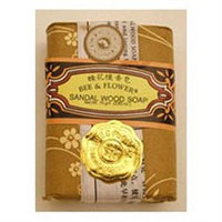 Bee Flower Soap Bee & Flower, Bouquet Soap 2.65 oz
