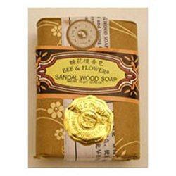 Bee Flower Soap Bee & Flower, Bouquet Soap 2.65 oz