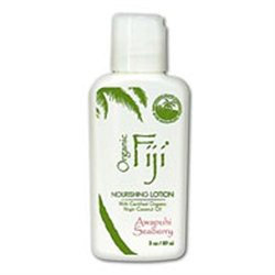 Organic Fiji, Nourishing Lotion Awapuhi Seaberry 3 fl oz