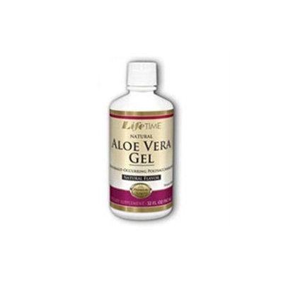 Aloe Vera Gel Supplement All Natural, 32 oz, LifeTime