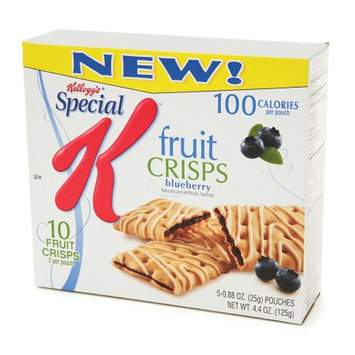 Special K® Kellogg's Fruit Crisps 10 Pack Blueberry