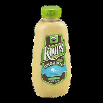 Koops' Mustard Organic Dijon