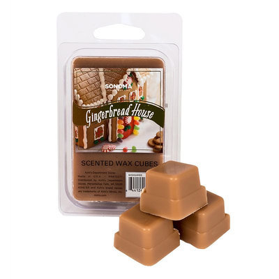SONOMA Goods for Life™ Gingerbread House Melt 6-piece Set, Multicolor