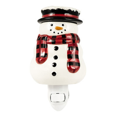SONOMA Goods for Life™ Snowman Outlet Wax Melt Warmer, Multicolor