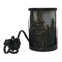 SONOMA Goods for Life™ Large Moose Outlet Wax Warmer, Multicolor