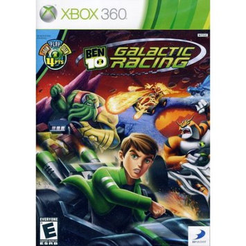 D3publisher Ben 10: Galactic Racing for Xbox 360