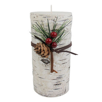 St. Nicholas Square® Christmas Lodge Birch 3