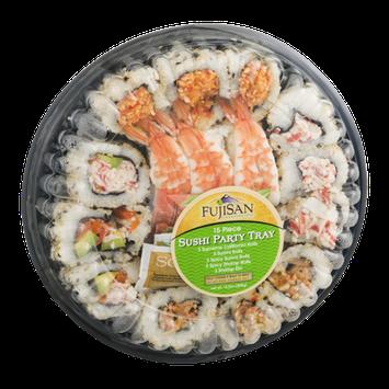 Fujisan Sushi Party Tray - 15 Piece