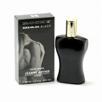 Rocky Man Black by Jeanne Arthes Eau De Toilette Spray 3.4 Oz