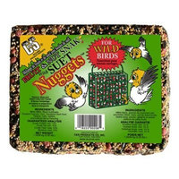 C & S C&S Products Fruit and Nut Wild Bird Snak with Suet Nuggets
