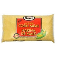 Grace Fine Enriched Corn Meal 4 Lb