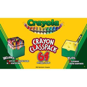 Crayola Crayon Classpack - 64 Colors