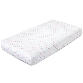 aden by aden + anais Muslin Fitted Crib Sheet, Multi/None One size