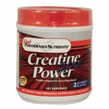 CREATINE POWER 5000 - 2 LB for Horses