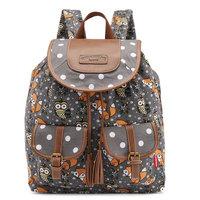 Unionbay Owls & Fox Backpack, Ovrfl Oth