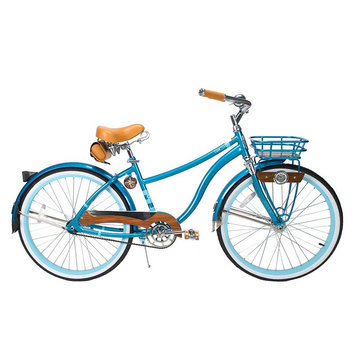 Women's Huffy Cape Cod 26-Inch Wheel Cruiser Bike, Blue