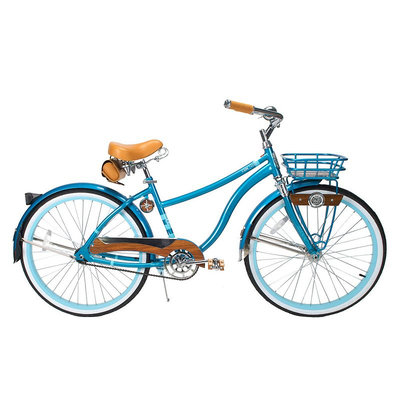 Women's Huffy Cape Cod 26-Inch Wheel Cruiser Bike, Blue