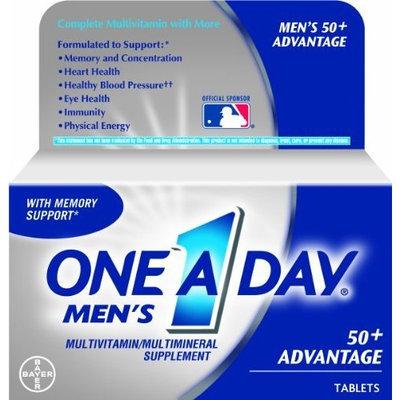One A Day Men's 50+ Advantage Multivitamins, 65 Count