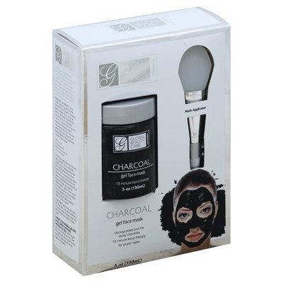 Global Beauty Mask Charcoal Gel W/Applicator