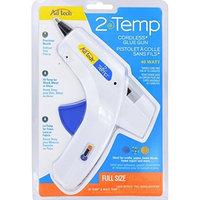 Adhesive Technologies 0443 Two-Temp Cordless Glue Gun [Full Size, White]