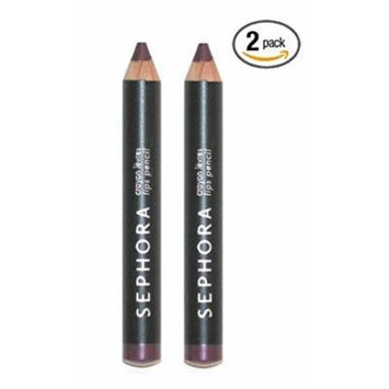 Sephora Brand Chubby Lip Liner Lipstick Pencil - No. 407 Black Currant