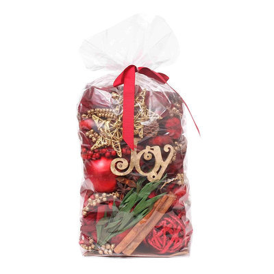 SONOMA Goods for Life™ Deck The Halls Potpourri, Red