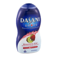 DASANI Flavor Enhancer Drops Strawberry Kiwi - 32 Servings