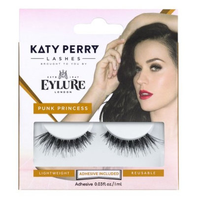 Eylure (Pack of 4 Pairs) Katy Perry Lashes - Punk Princess
