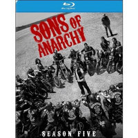 Sons Of Anarchy: Season Five (Blu-ray) (Widescreen)