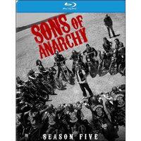 Sons Of Anarchy: Season Five (Blu-ray) (Widescreen)